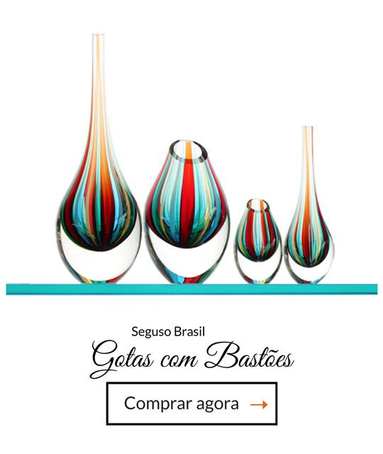 Banner Mobile Bastoes Coloridos com Fios