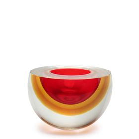 centro-gota-bicolor-reto-vermelho-com-ambar
