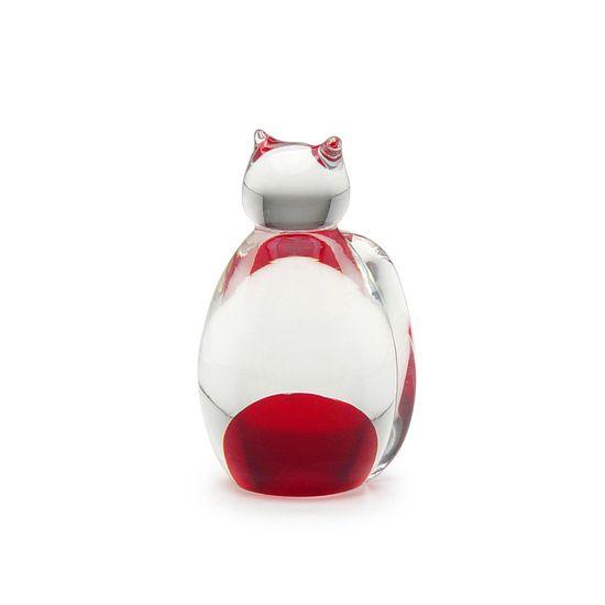 figura-animal-gato-vermelha