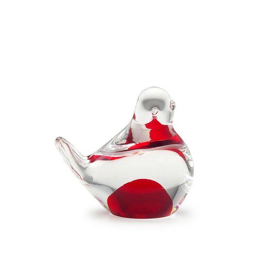 figura-animal-passaro-vermelha