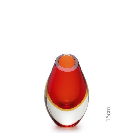 gota-mini-baixa-bicolor-vermelha-com-ambar