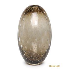 vaso-oval-tela-fume-com-ouro