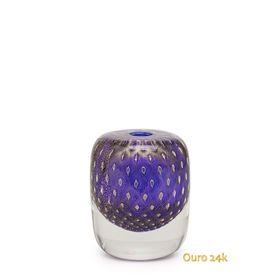 vaso-quadrado-3-tela-azul-com-ouro