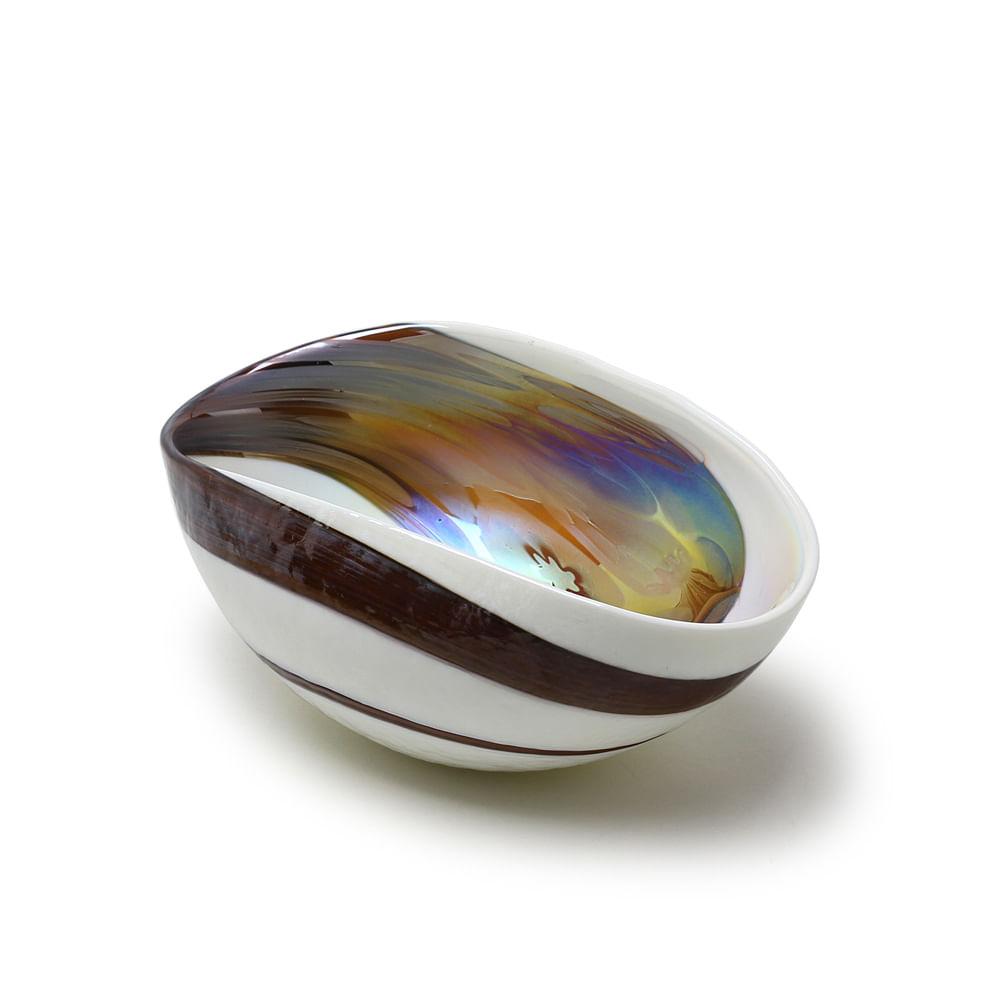 Bowl de Murano Leopardo Yalos