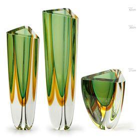 triangulares-verde-ambar