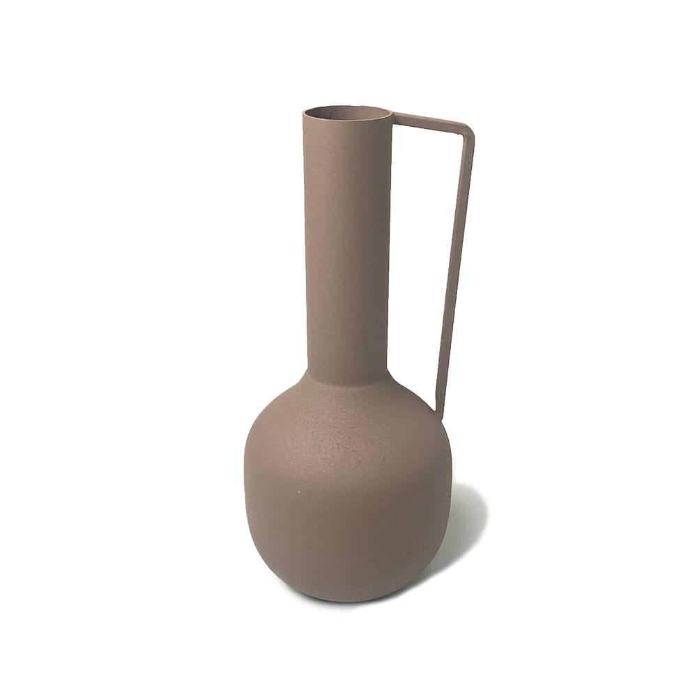 Vaso Fricote Canela Alumínio